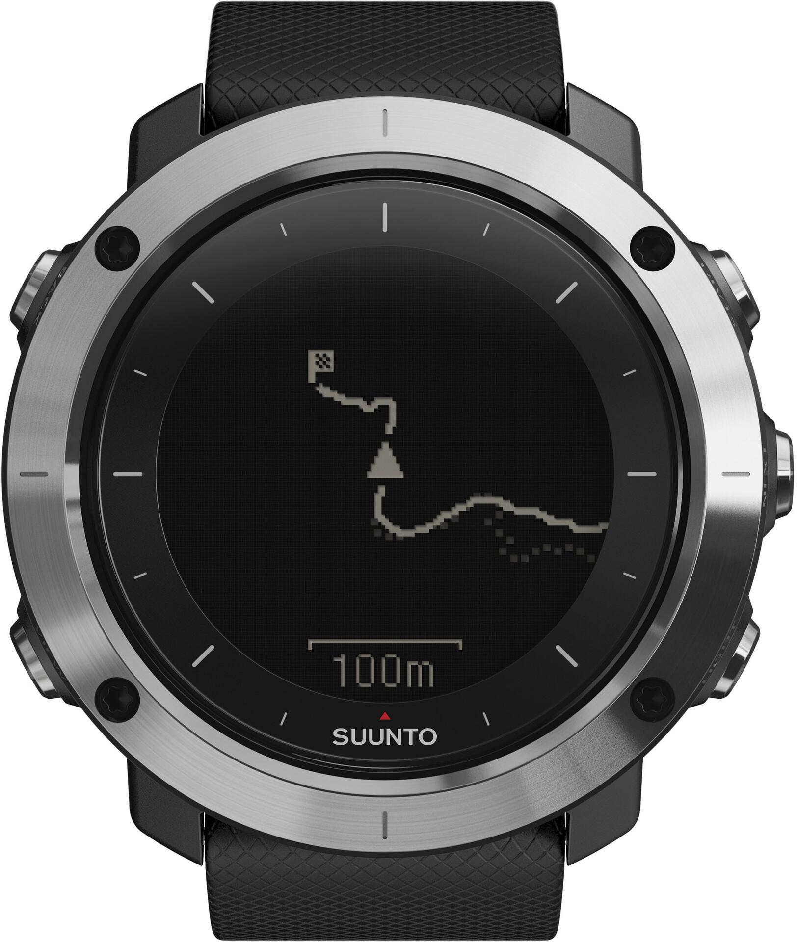 Suunto Traverse GPS Outdoor Watch black | campz.de